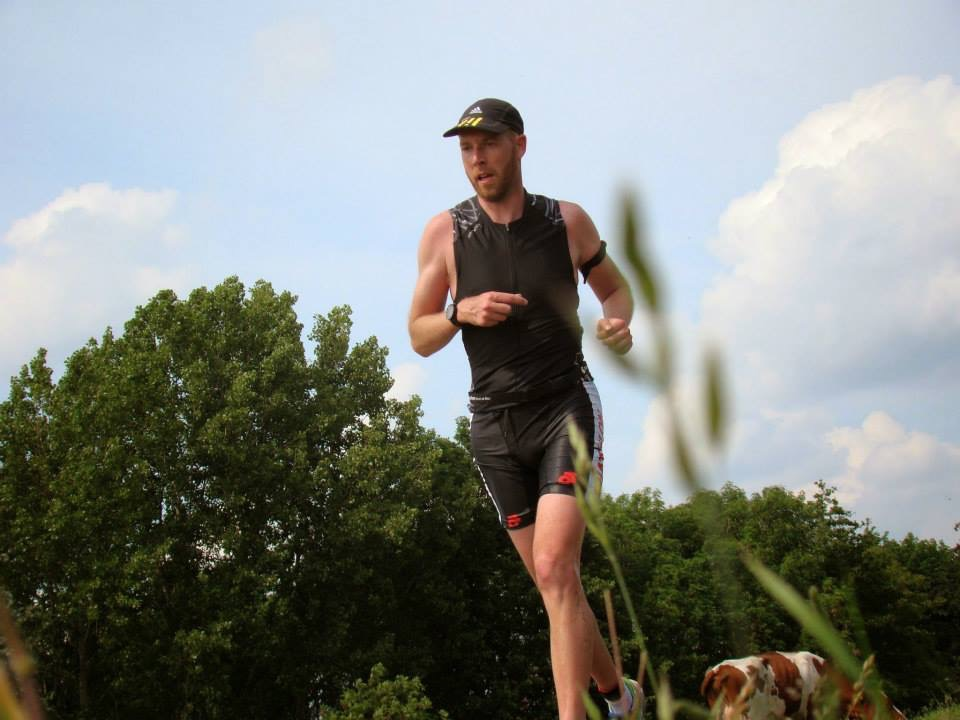 Sander van Vliet hardlopen